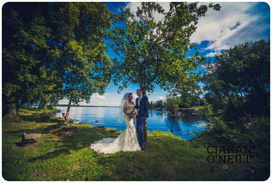 Amy & Tyler's wedding at Lusty Beg Island by Ciaran O'Neill Photography 12