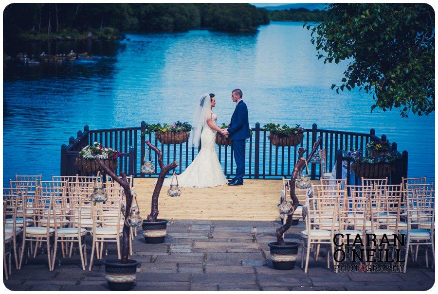 Amy & Tyler's wedding at Lusty Beg Island by Ciaran O'Neill Photography 15