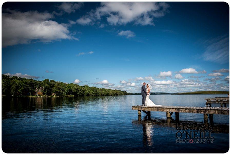 Amy & Tyler's wedding at Lusty Beg Island by Ciaran O'Neill Photography 16