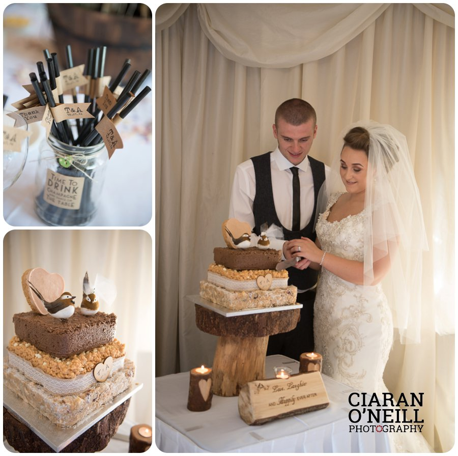 Amy & Tyler's wedding at Lusty Beg Island by Ciaran O'Neill Photography 24