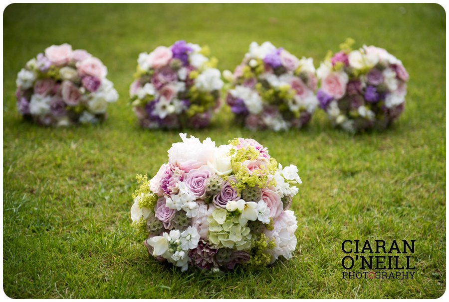 Emma & Kevin's wedding at Cabra Castle by Ciaran O'Neill Photography 02