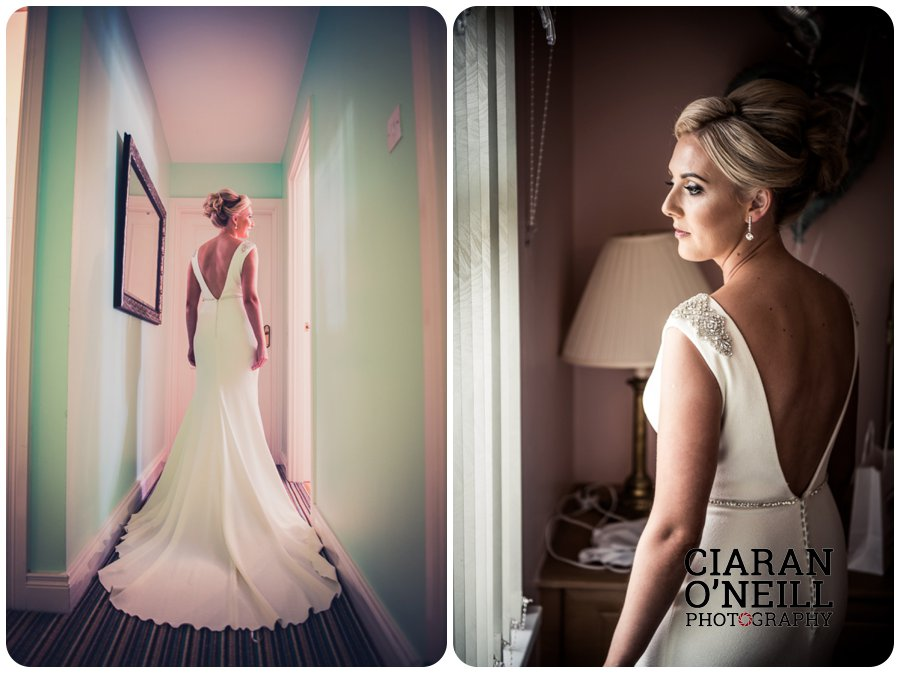 Emma & Kevin's wedding at Cabra Castle by Ciaran O'Neill Photography 05