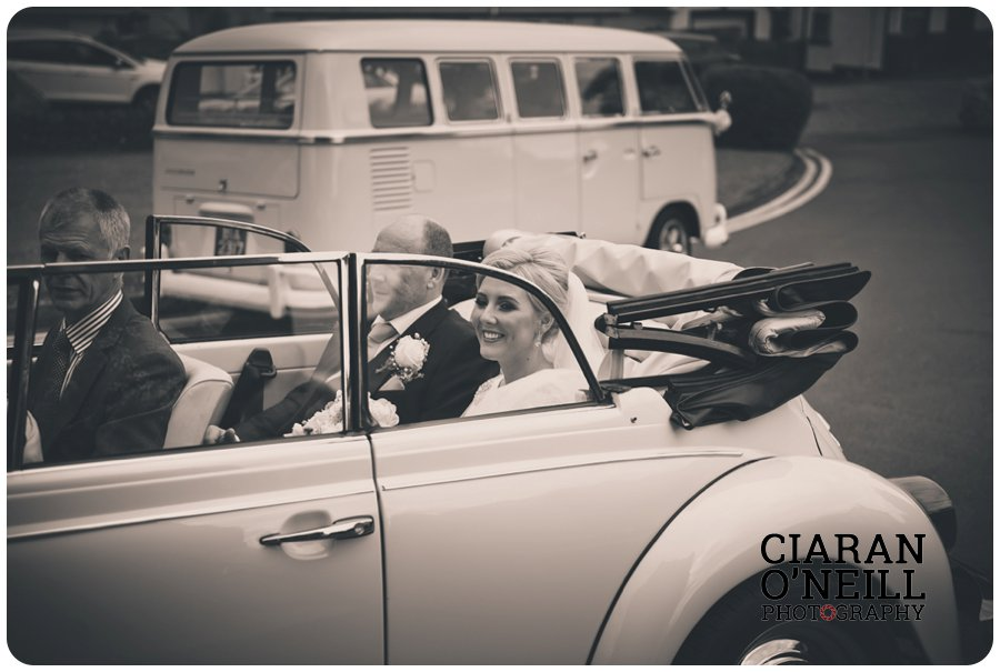 Emma & Kevin's wedding at Cabra Castle by Ciaran O'Neill Photography 07