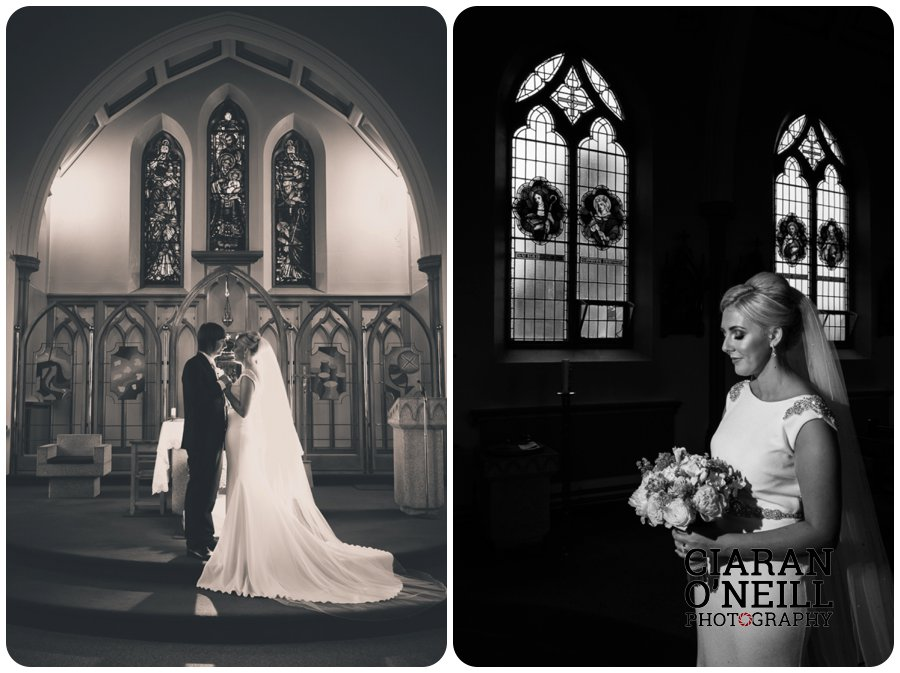 Emma & Kevin's wedding at Cabra Castle by Ciaran O'Neill Photography 13