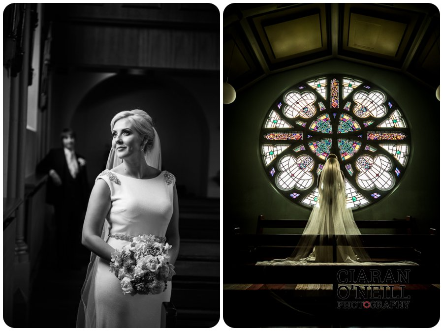 Emma & Kevin's wedding at Cabra Castle by Ciaran O'Neill Photography 14