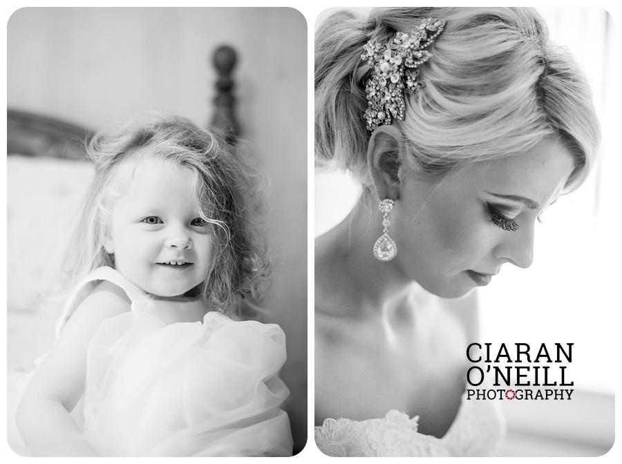 Kelly & Aodhan's wedding at Ballymagarvey Village by Ciaran O'Neill Photography 02