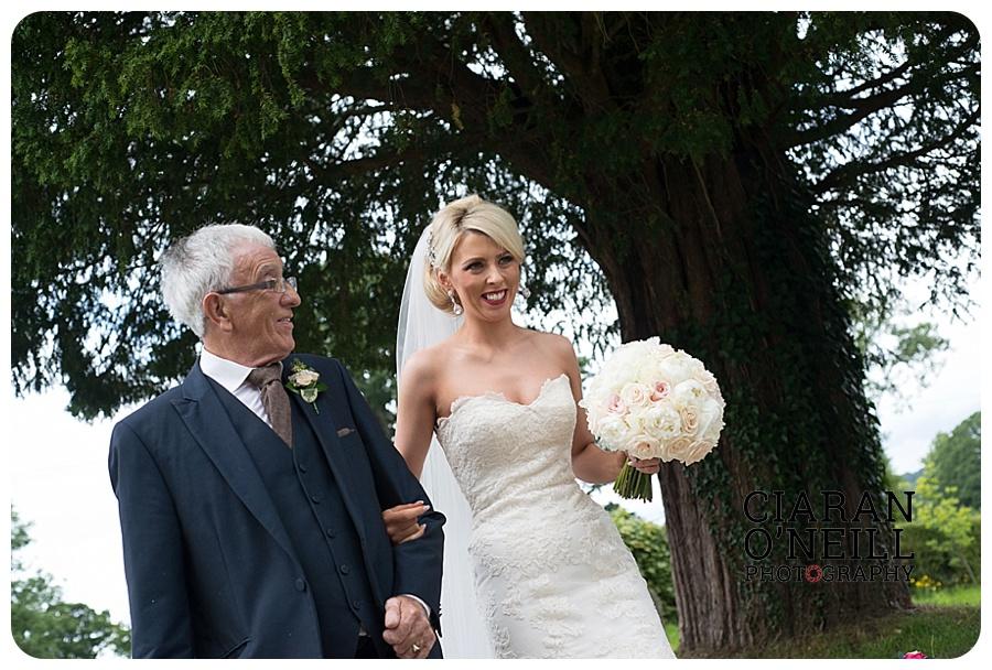 Kelly & Aodhan's wedding at Ballymagarvey Village by Ciaran O'Neill Photography 05
