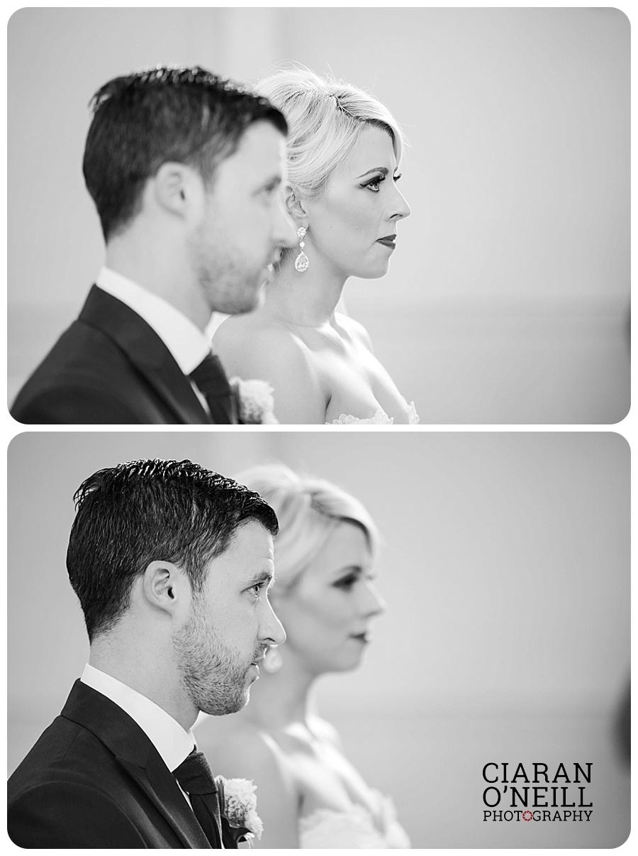 Kelly & Aodhan's wedding at Ballymagarvey Village by Ciaran O'Neill Photography 07