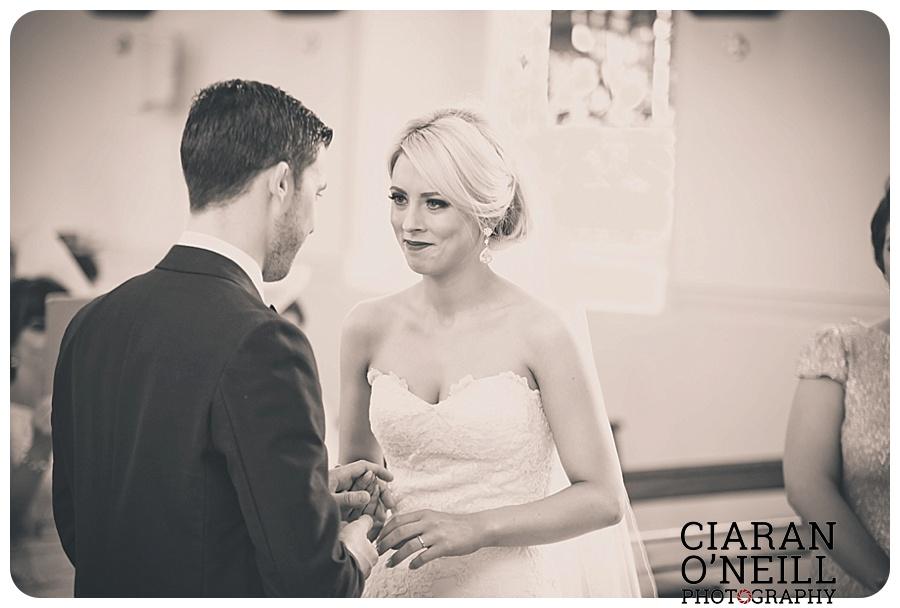 Kelly & Aodhan's wedding at Ballymagarvey Village by Ciaran O'Neill Photography 08
