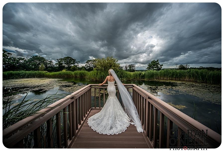 Kelly & Aodhan's wedding at Ballymagarvey Village by Ciaran O'Neill Photography 16