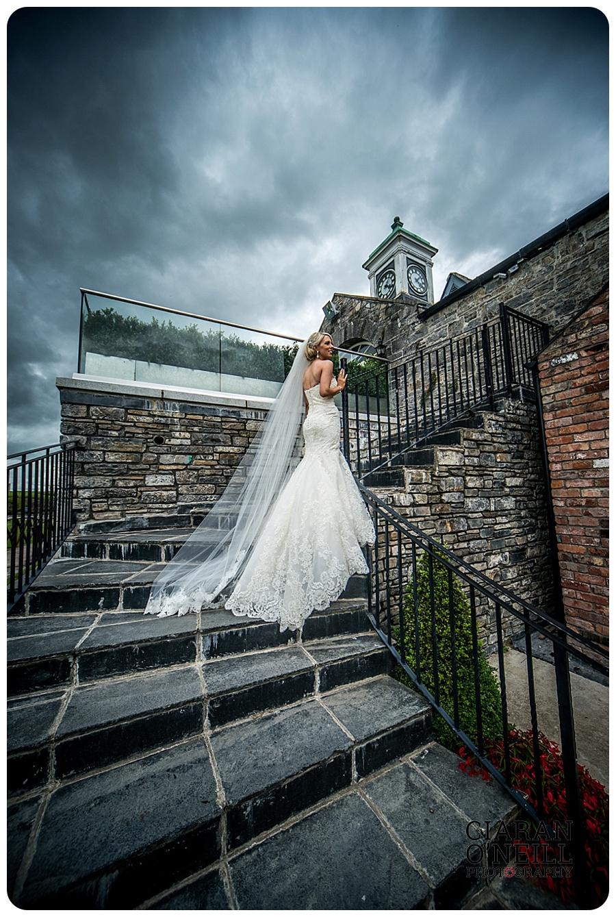 Kelly & Aodhan's wedding at Ballymagarvey Village by Ciaran O'Neill Photography 17