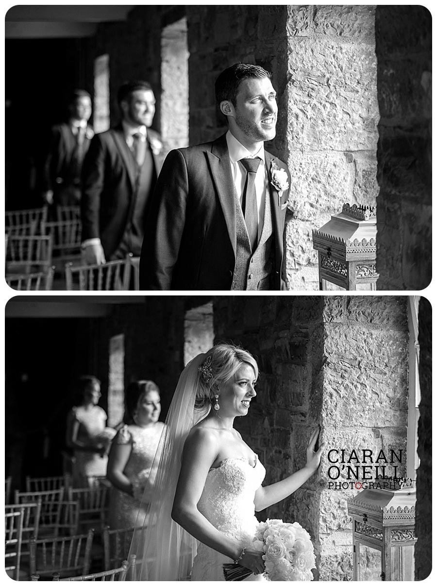 Kelly & Aodhan's wedding at Ballymagarvey Village by Ciaran O'Neill Photography 18