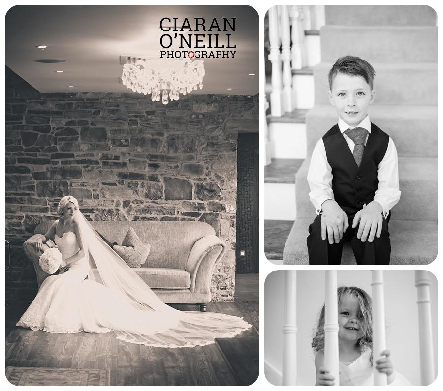 Kelly & Aodhan's wedding at Ballymagarvey Village by Ciaran O'Neill Photography 20