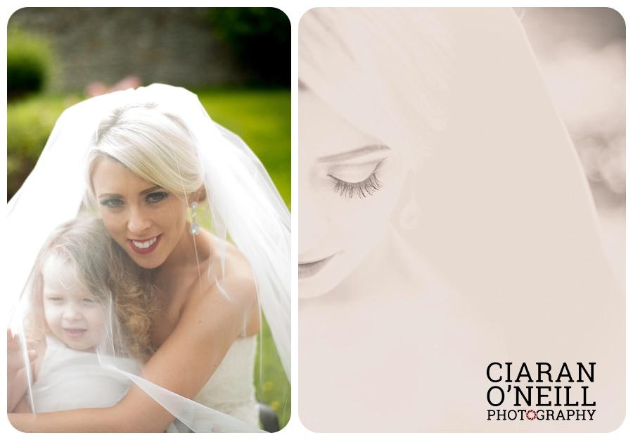 Kelly & Aodhan's wedding at Ballymagarvey Village by Ciaran O'Neill Photography 22
