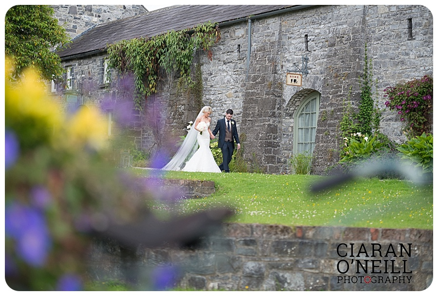 Kelly & Aodhan's wedding at Ballymagarvey Village by Ciaran O'Neill Photography 23