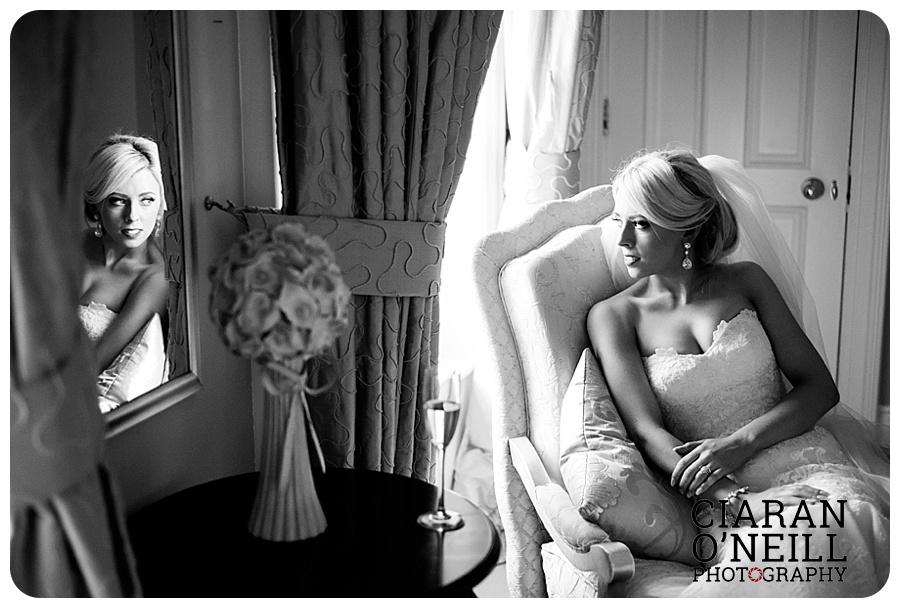 Kelly & Aodhan's wedding at Ballymagarvey Village by Ciaran O'Neill Photography 24