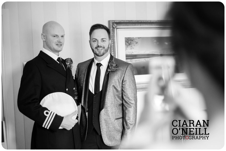 Paul & Philip's wedding at Lough Erne Resort by Ciaran O'Neill Photography 03