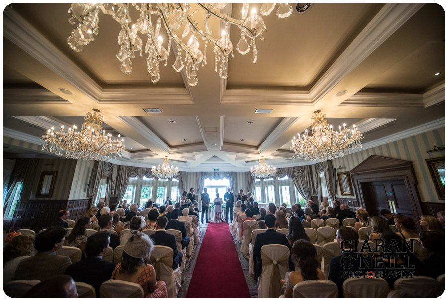 Paul & Philip's wedding at Lough Erne Resort by Ciaran O'Neill Photography 06