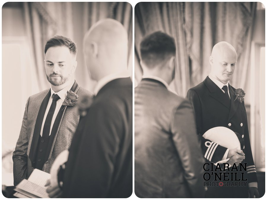 Paul & Philip's wedding at Lough Erne Resort by Ciaran O'Neill Photography 07