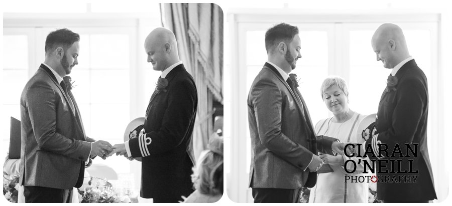 Paul & Philip's wedding at Lough Erne Resort by Ciaran O'Neill Photography 08