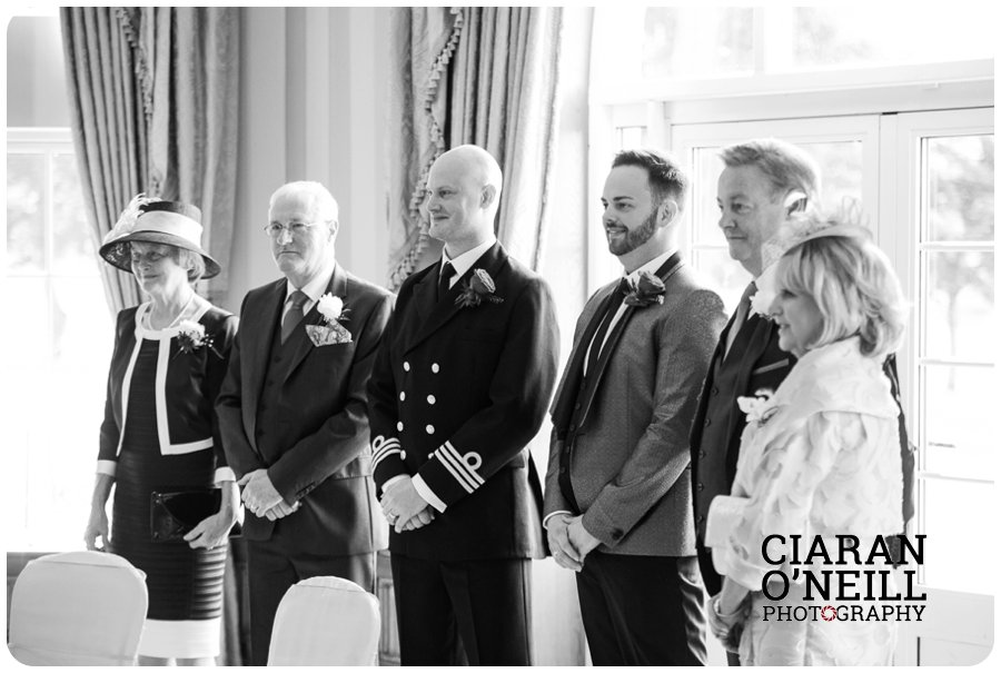 Paul & Philip's wedding at Lough Erne Resort by Ciaran O'Neill Photography 10