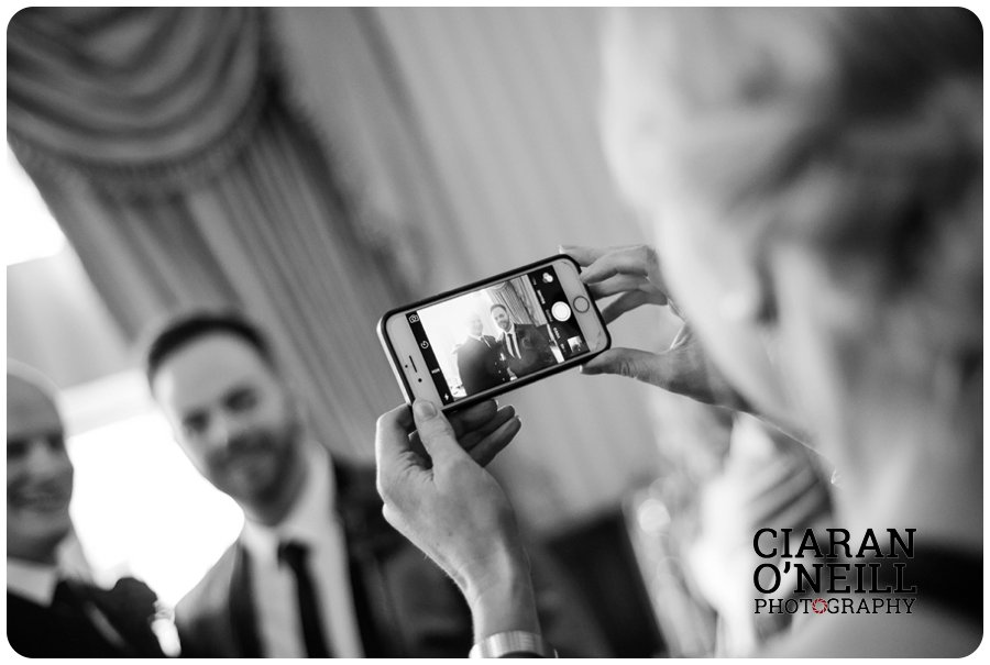 Paul & Philip's wedding at Lough Erne Resort by Ciaran O'Neill Photography 11