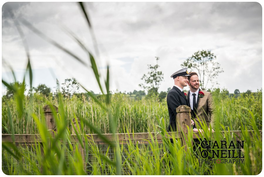 Paul & Philip's wedding at Lough Erne Resort by Ciaran O'Neill Photography 13