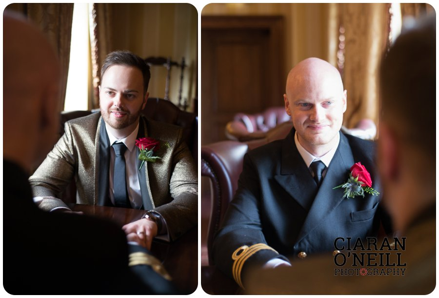 Paul & Philip's wedding at Lough Erne Resort by Ciaran O'Neill Photography 16