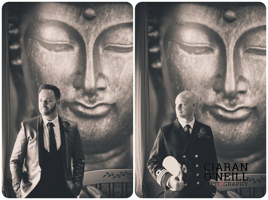 Paul & Philip's wedding at Lough Erne Resort by Ciaran O'Neill Photography 18