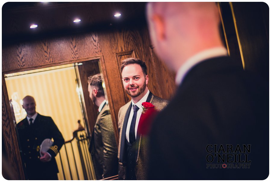 Paul & Philip's wedding at Lough Erne Resort by Ciaran O'Neill Photography 20