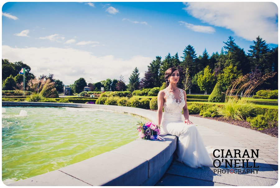 Roisin & Brian's wedding at Slieve Russell Hotel by Ciaran O'Neill Photography 19