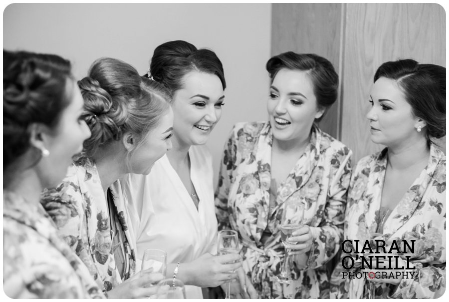 Tracey & Brian Og's wedding at Cabra Castle by Ciaran O'Neill Photography 03
