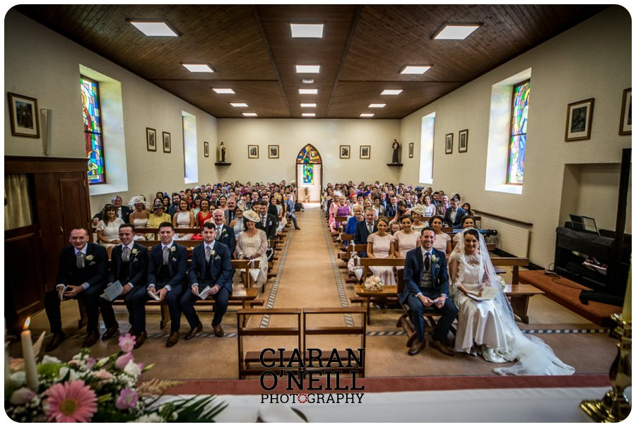 Tracey & Brian Og's wedding at Cabra Castle by Ciaran O'Neill Photography 10
