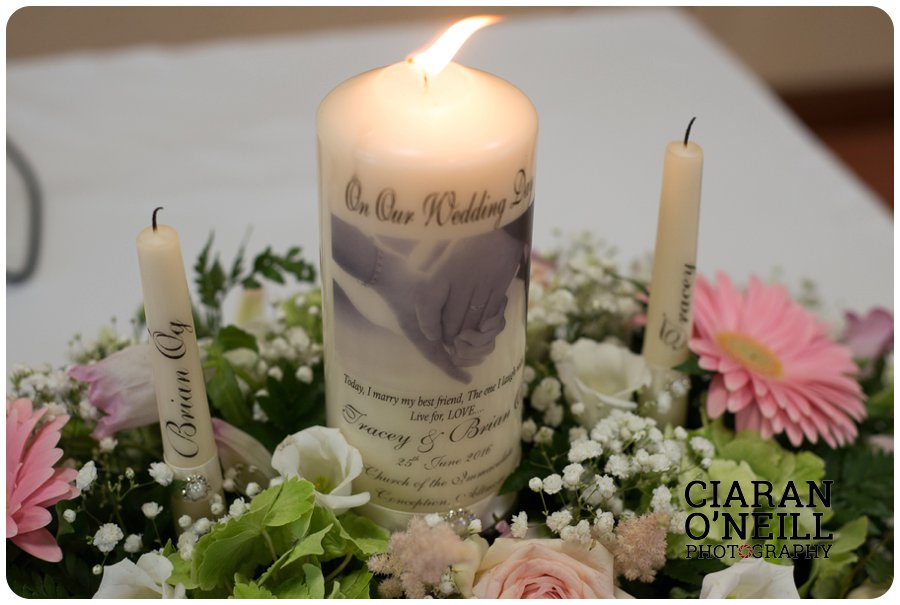 Tracey & Brian Og's wedding at Cabra Castle by Ciaran O'Neill Photography 12