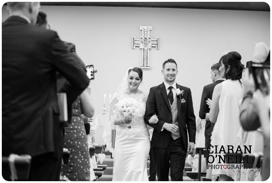 Tracey & Brian Og's wedding at Cabra Castle by Ciaran O'Neill Photography 13
