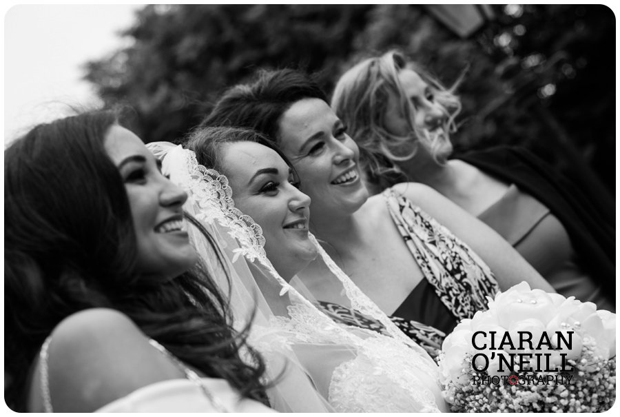 Tracey & Brian Og's wedding at Cabra Castle by Ciaran O'Neill Photography 14