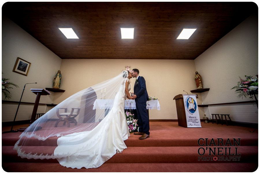 Tracey & Brian Og's wedding at Cabra Castle by Ciaran O'Neill Photography 15