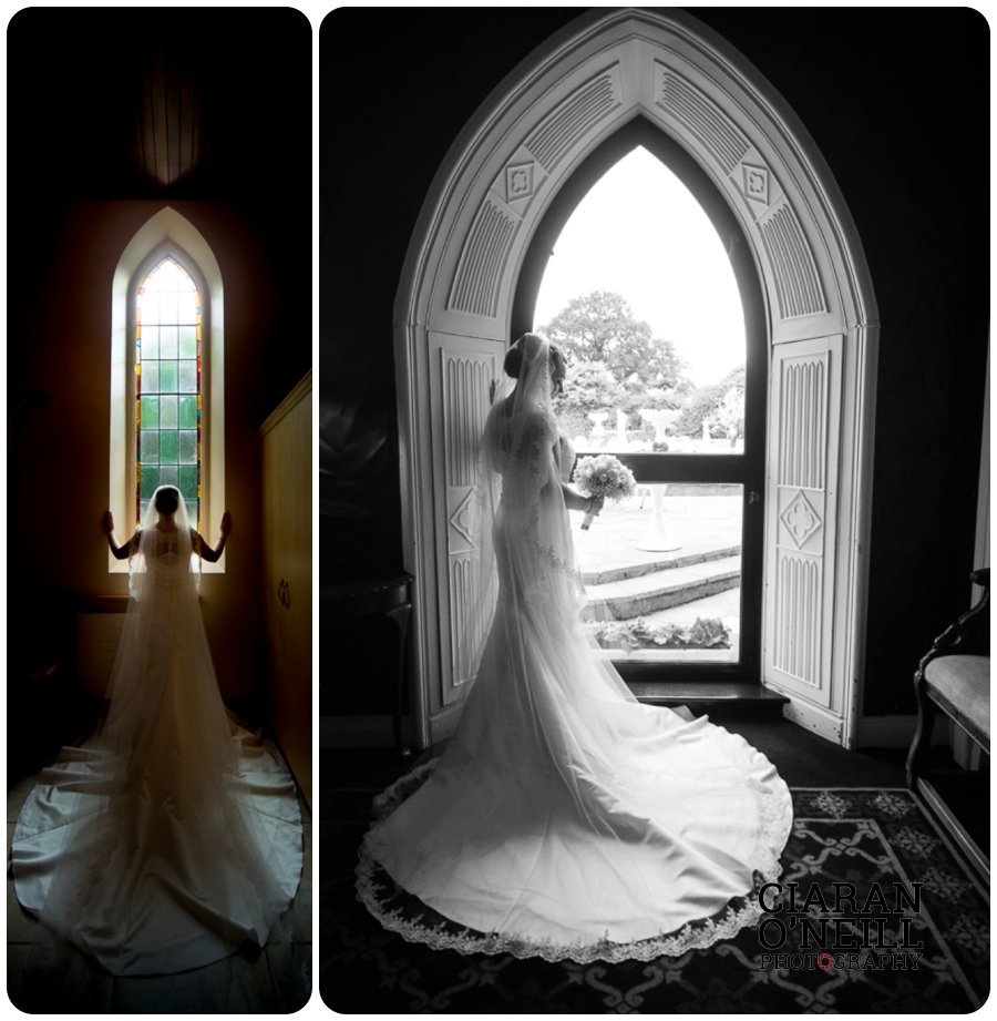 Tracey & Brian Og's wedding at Cabra Castle by Ciaran O'Neill Photography 16