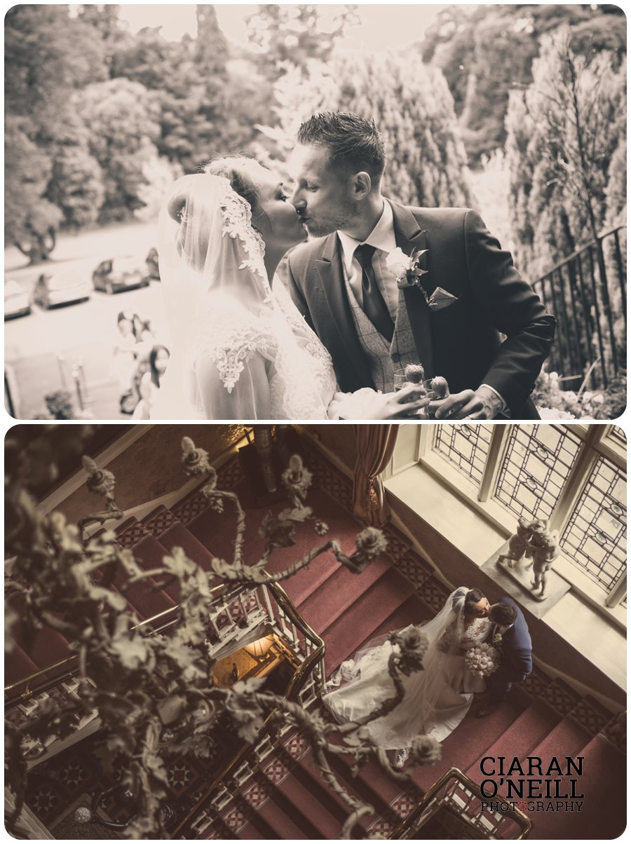 Tracey & Brian Og's wedding at Cabra Castle by Ciaran O'Neill Photography 17