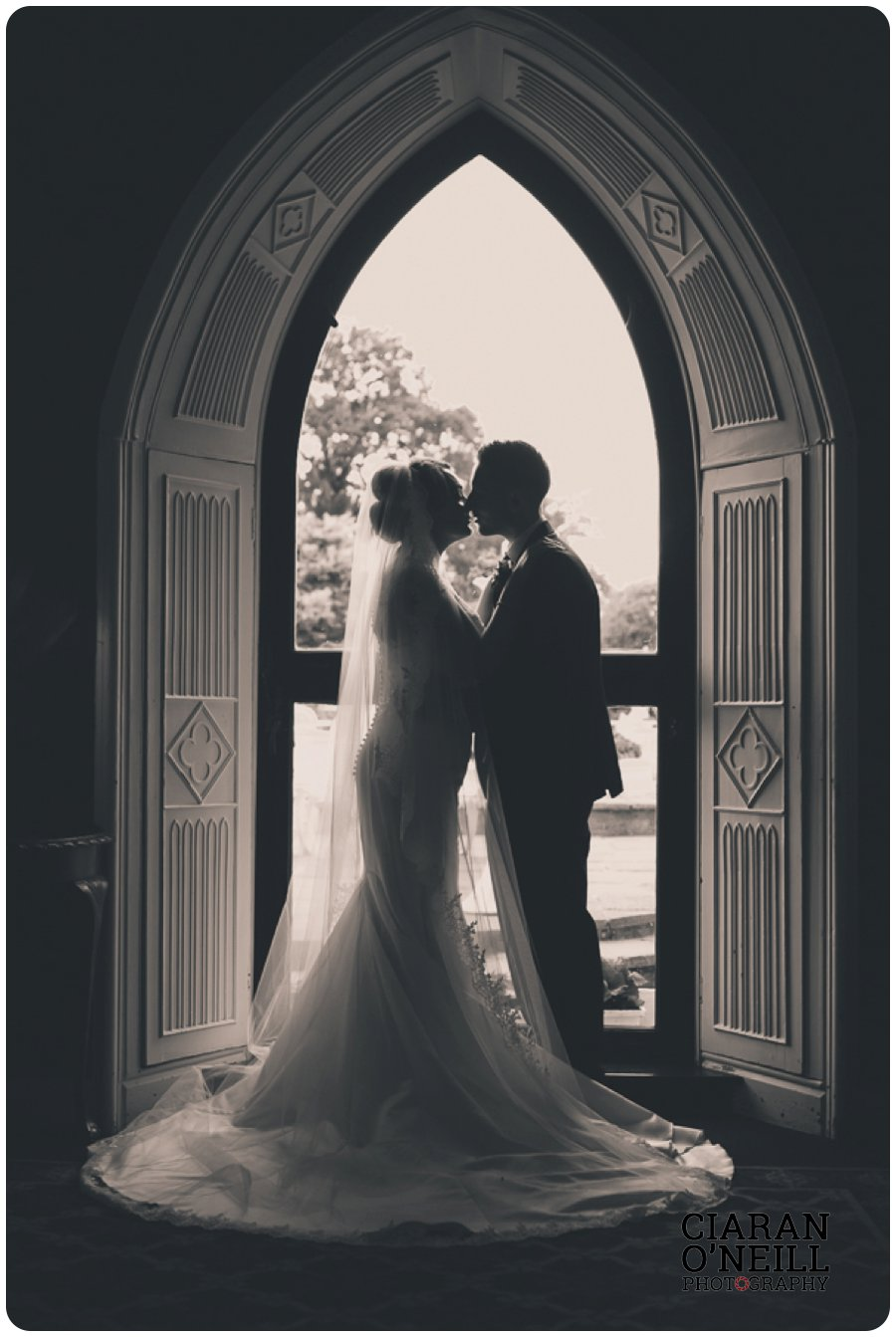 Tracey & Brian Og's wedding at Cabra Castle by Ciaran O'Neill Photography 19