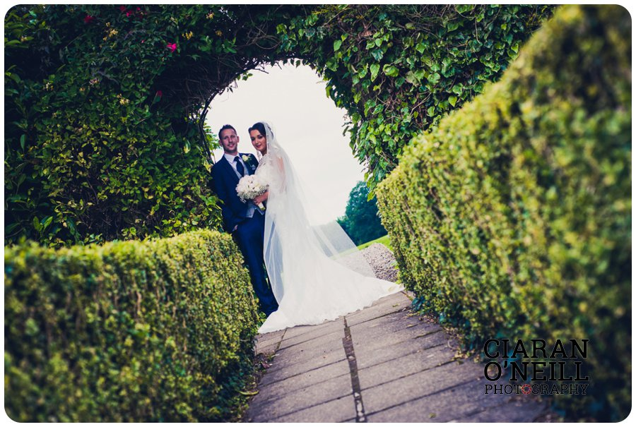 Tracey & Brian Og's wedding at Cabra Castle by Ciaran O'Neill Photography 20