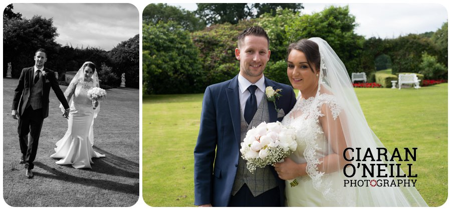 Tracey & Brian Og's wedding at Cabra Castle by Ciaran O'Neill Photography 22