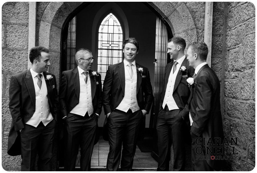 Abbie & Paul's wedding at Cabra Castle by Ciaran O'Neill Photography 03
