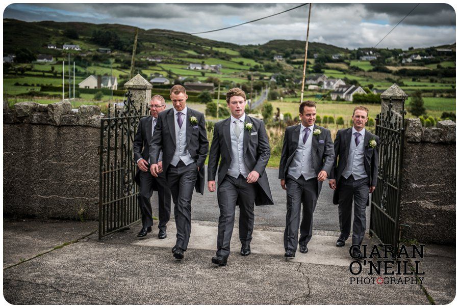 Abbie & Paul's wedding at Cabra Castle by Ciaran O'Neill Photography 04