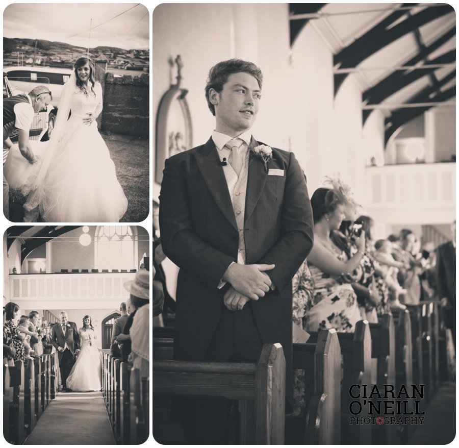 Abbie & Paul's wedding at Cabra Castle by Ciaran O'Neill Photography 06