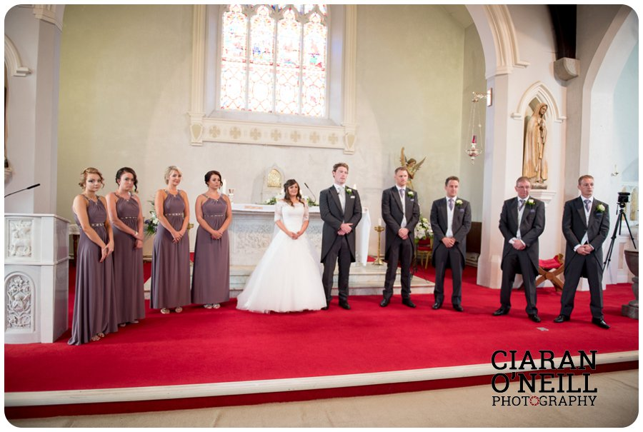 Abbie & Paul's wedding at Cabra Castle by Ciaran O'Neill Photography 08