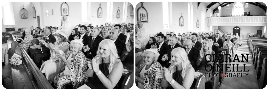 Abbie & Paul's wedding at Cabra Castle by Ciaran O'Neill Photography 10