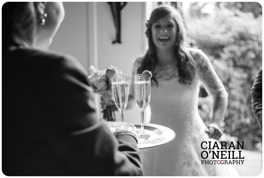 Abbie & Paul's wedding at Cabra Castle by Ciaran O'Neill Photography 14