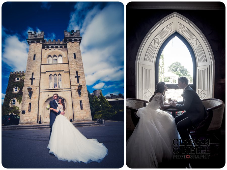 Abbie & Paul's wedding at Cabra Castle by Ciaran O'Neill Photography 15