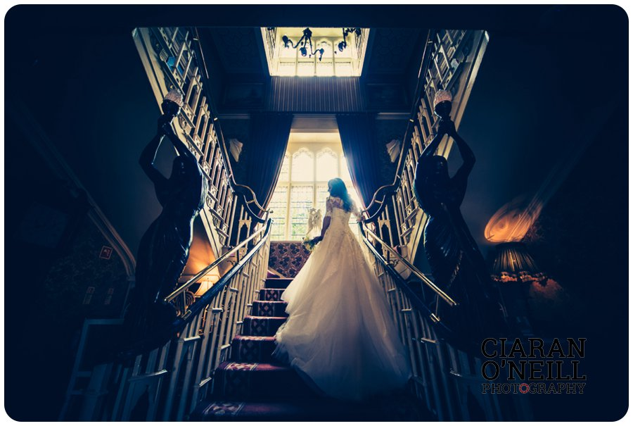Abbie & Paul's wedding at Cabra Castle by Ciaran O'Neill Photography 16